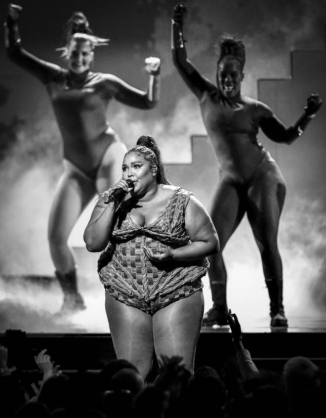 Lizzo is an international icon