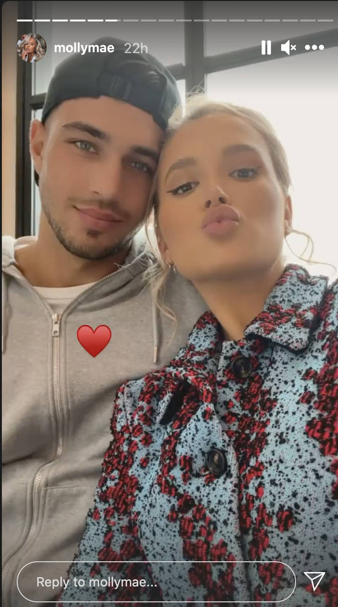 Molly-Mae Hague celebrated her birthday with Tommy Fury
