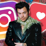 Harry Styles was an Instagram icon