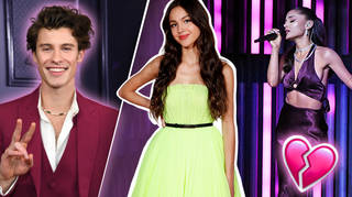 The likes of Shawn Mendes, Olivia Rodrigo and Ariana Grande are here to help you through heartbreak