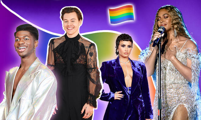 These celebrities are helping to pave the way for the LGBTQ+ community