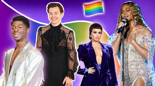 These celebrities are helping to pave the way for the LGBTQI+ community