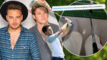 Niall Horan was called out by Liam Payne for a game of golf