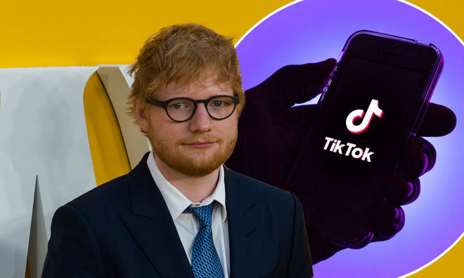 Ed Sheeran is reportedly becoming the face of TikTok