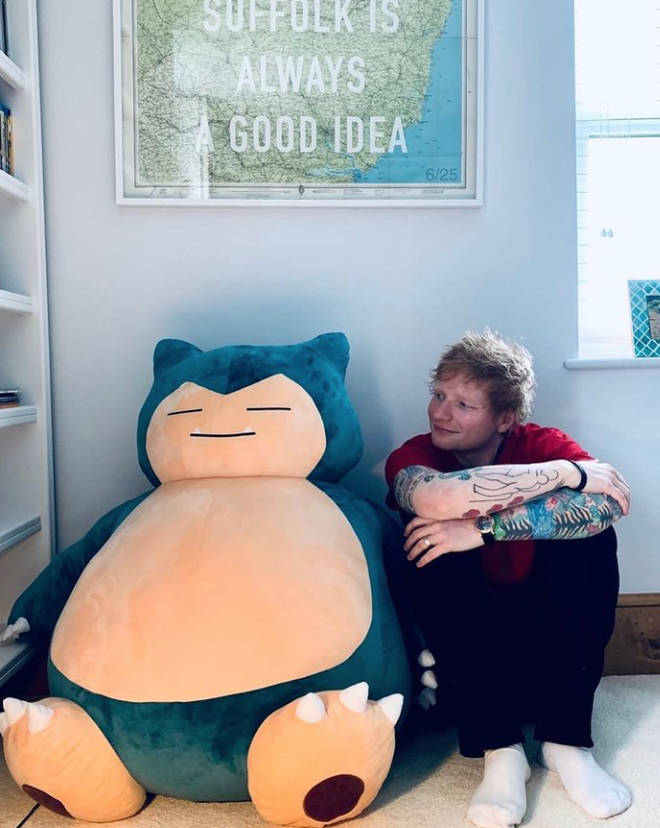 Ed Sheeran is making a long-anticipated comeback this year
