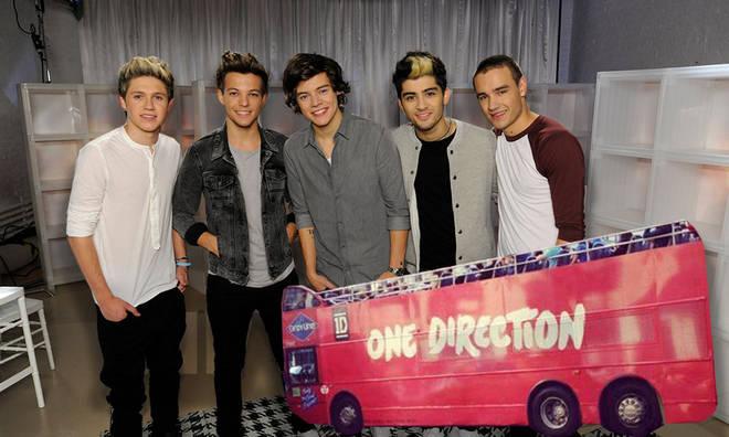 One Direction throwbacks always make us weep