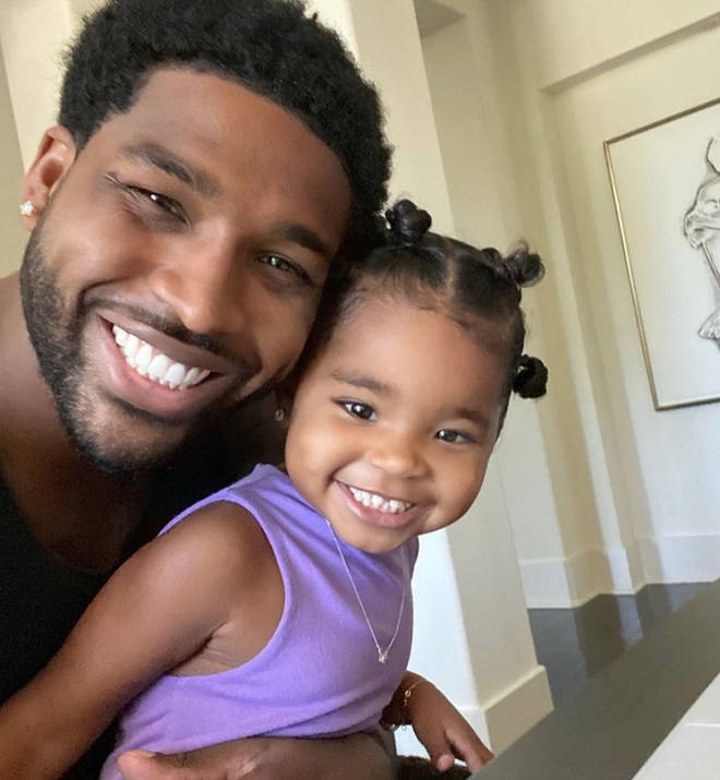 Tristan Thompson has taken paternity tests to prove the model's baby is not his