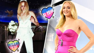 Fans of Sophie Turner think she just came out as bi-sexual