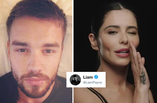 Liam Payne Tweets Support To Ex-Girlfriend Cheryl