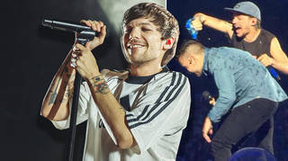Louis Tomlinson has had the most iconic on-stage moments