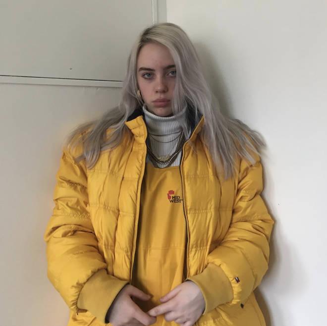 Os fãs adoraram a era do cabelo prateado de Billie Eilish