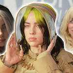Billie Eilish has dyed her hair many colours over the years