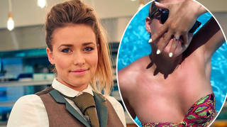 First Dates' Laura Tott is engaged