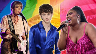 Celebrate Pride Month by listening to artists such as Taylor Swift, Troye Sivan, Lizzo and more