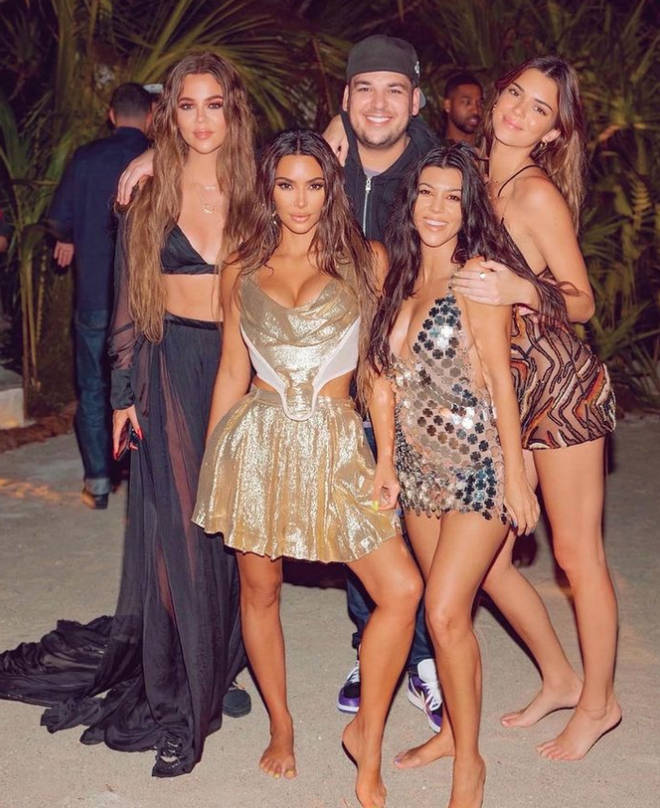 Khloé Kardashian and Kendall Jenner are the tallest of the sisters