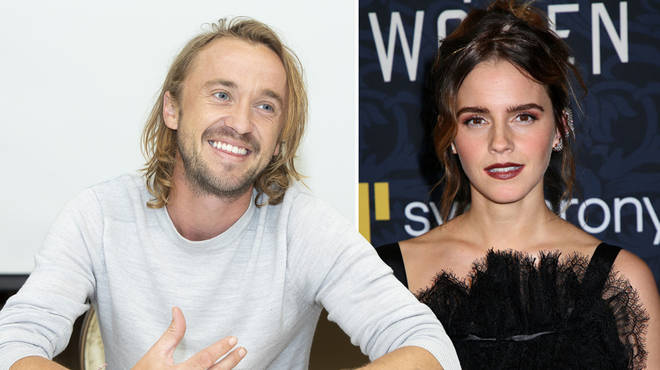 Tom Felton and Emma Watson are close friends after working on Harry Potter