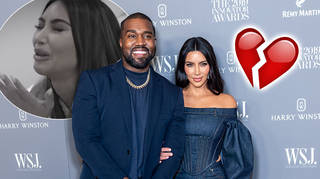 Kim Kardashian broke down as she revealed what led to her and Kanye West's split