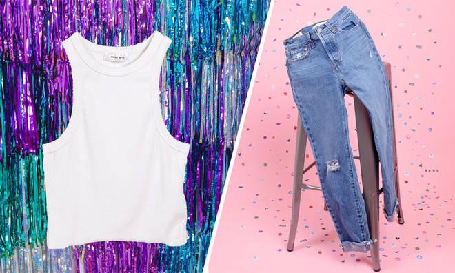 Outfits from Olivia Rodrigo's 'deja vu' music video were on sale on her Depop