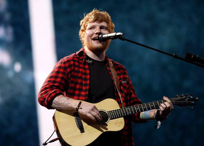 Ed Sheeran will perform his new song at TikTok's UEFA Euro 2020 show
