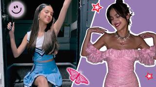 Olivia Rodrigo launched her own Depop shop to celebrate 'Sour' album