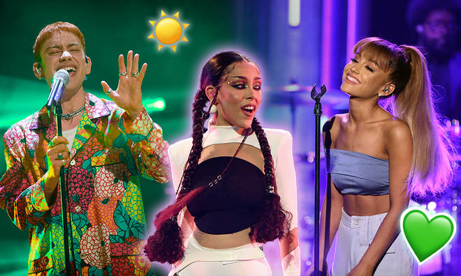 Find out what your song of the Summer will be, from Years & Years to Doja Cat to Ariana Grande
