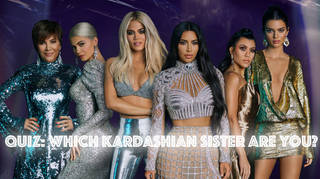 Which Kardashian Jenner sister are you?