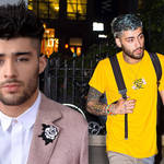 Zayn Malik was involved in a row with a passer-by outside of a NYC club