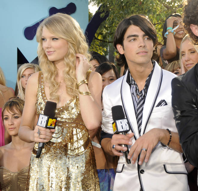 Taylor Swift and Joe Jonas dated when she was 18
