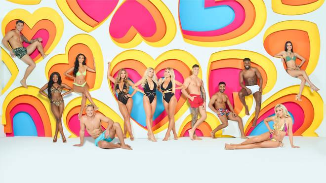 The Love Island 2020 cast