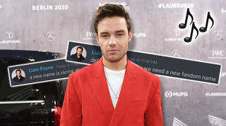 Liam Payne is opting for a brand new fandom name