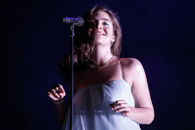 Fans can't wait to hear new material from Lorde