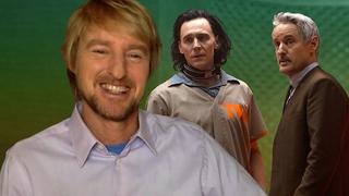 Tom Hiddleston lectured Owen Wilson on the lure of Loki