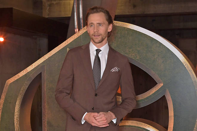 Tom Hiddleston did not do his Owen Wilson impression to his co-star