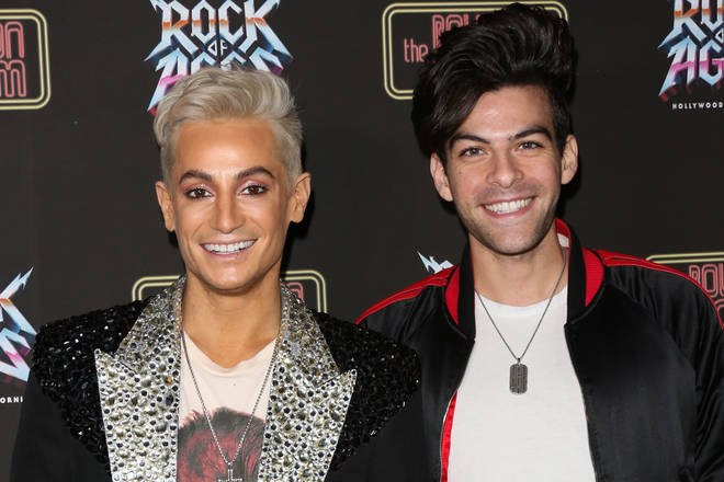 Frankie Grande proposed to Hale Leon in a virtual reality experience