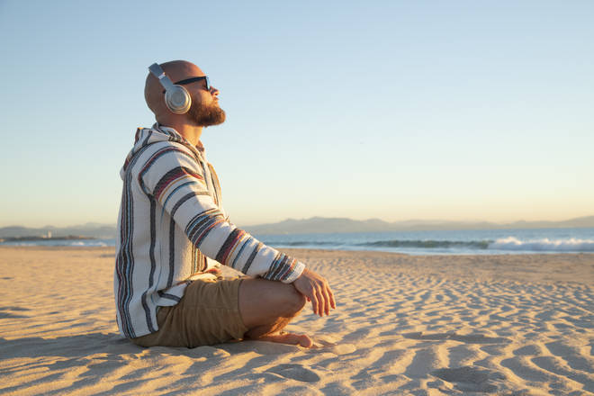 Try out meditation and mindfulness