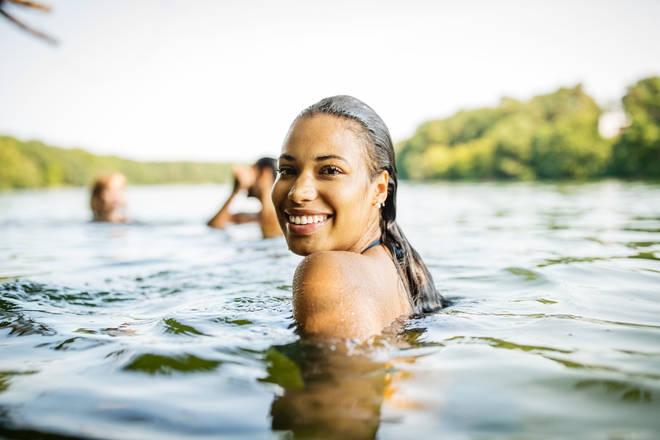 Swimming has so many mental health benefits