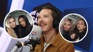Benedict Cumberbatch covers Little Mix's 'Woman Like Me'