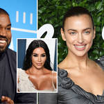 Kanye West and Irina Shayk are dating