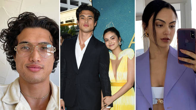 Charles Melton and Camila Mendes are back together