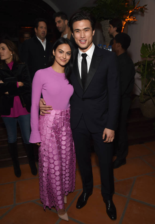 Camila Mendes and Charles Melton split in 2019 after a year together