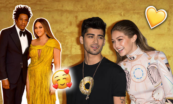 Take this quiz and find out what celebrity couple you are