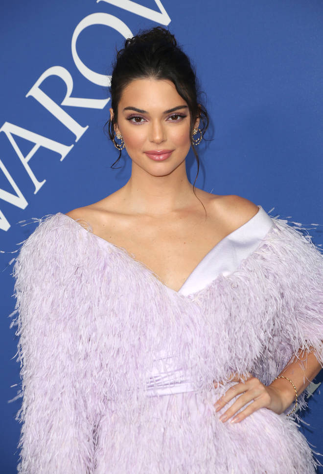 Kendall Jenner in 2018