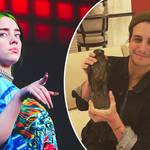 Billie Eilish is believed to be dating Matthew Tyler Vorce
