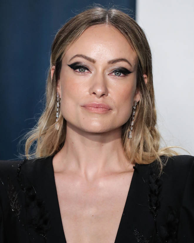 Olivia Wilde has been proudly donning Harry Styles' necklaces