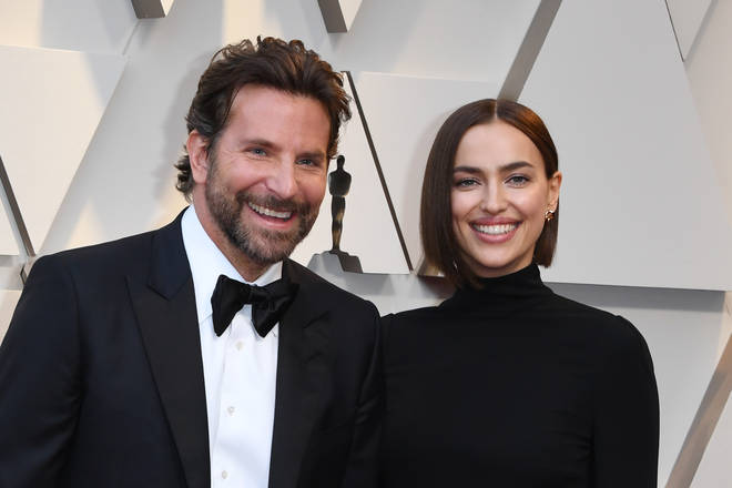 Bradley Cooper and Irina Shayk were together for four years