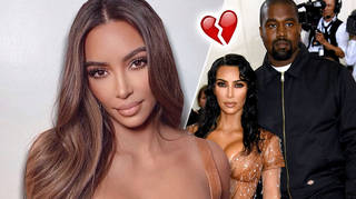 Kim Kardashian opened up about her divorce from Kanye West