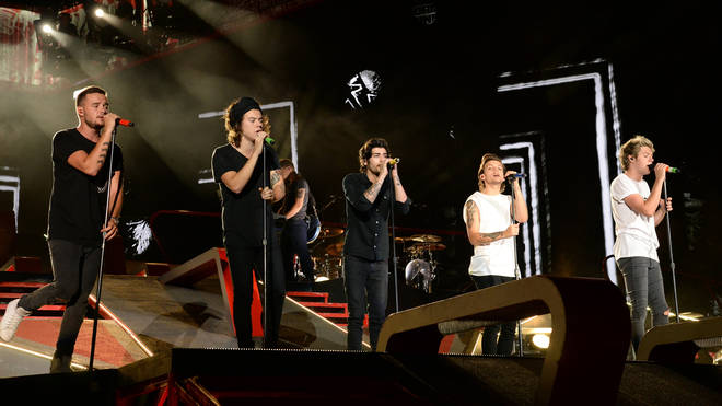 One Direction knew how to put on a show on tour