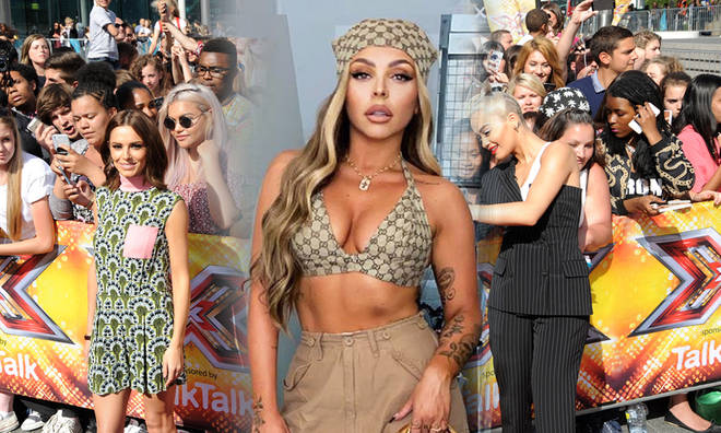 Jesy Nelson responded to reports she's set to be the next X Factor judge