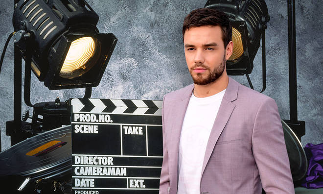 Liam Payne hopes to turn his script about his Alcoholics Anonymous experience into a film