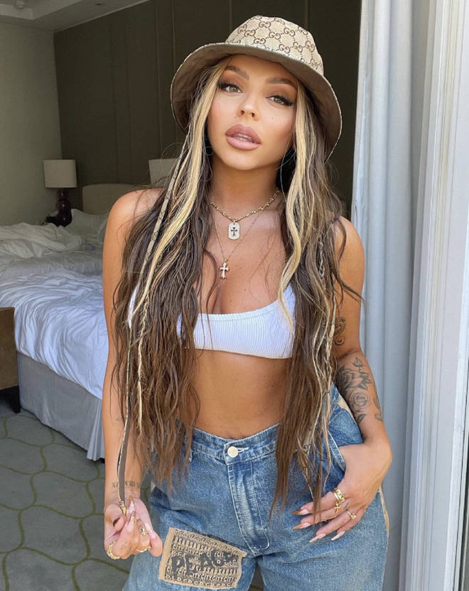 Jesy Nelson has a lot in store for her 30th year